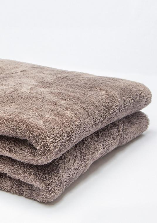 close up of towels